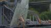Metodă perfectă de relaxare după prima etapă a Campionatului Mondial de Cliff Diving