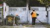 Oraşul Chişinău, mai curat. Mormoanele de gunoi, adunate timp de patru zile, evacuate
