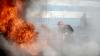 EXPLOZIE LA BOTANICA! Un transformator în flăcări, cauza penei de curent de azi dimineață