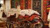 Festivalul Covorului Tradițional! Zeci de meşteri populari şi-au dat întâlnire în satul Clişova Nouă