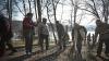 După ninsorile din aprilie, Chişinăul, curăţat de crengi în proporţie de 80 la sută