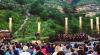 MAGIE la Orheiul Vechi. Spectatorii au savurat compoziţii muzicale clasice în aer liber: E o bucurie sufletească