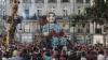 Montrealul a fost asaltat de marionete GIGANTICE (VIDEO)