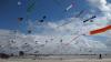 Mii de ZMEIE au luat cu asalt cerul! Festivalul zmeielor a întunit peste cinci mii de persoane pe insula Fanoe din Danemarca