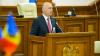 Parlamentul a votat în prima lectură proiectul de lege privind reformarea guvernului