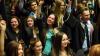 Sute de absolvenţi ai Universităţii de Medicină au depus jurământul lui Hippocrate. Premierul Pavel Filip a felicitat noua generație de medici