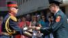 Garda de Onoare a Ministerului Apărării, LA UN SFERT DE SECOL. Militarii, răsplătiţi cu diplome, premii şi daruri