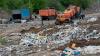 Groapa de gunoi de la Țânțăreni este singura ieșire din situație. Municipalitatea mai are 25 de zile la dispoziţie