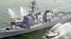 Șapte marinari, găsiți morți în urma accidentului din Marea Japoniei