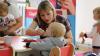 La Glodeni a fost deschisă o creşă socială pentru copii din familiile cu venituri mici (FOTOREPORT)
