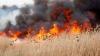Serviciul Situațiilor Excepționale AVERTIZEAZĂ despre pericolul producerii incendiilor de vegetaţie