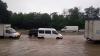 POTOP în Ucraina: Ploile torenţiale au provocat inundații de amploare în orașul Simferopol (VIDEO)