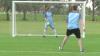 Experienţă dureroasă pentru Kevind De Bruyne. Portarul lui Manchester City a primit o minge în faţă