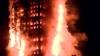 INCENDIU DE PROPORŢII la Londra. Un bloc de locuit cu 27 de etaje, cuprins de FLĂCĂRI URIAŞE. Clădirea se poate prăbuşi