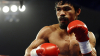 Manny Pacquiao îşi doreşte revanşa în faţa americanului Floyd Mayweather