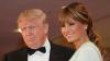Donald şi Melania Trump au participat la nunta secretarului Trezoreriei