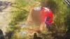 Un minor de 13 ani, găsit inconştient pe marginea drumului dintre Chişinău şi Sângera (VIDEO)