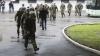 EMOŢII ŞI CLIPE DE FERICIRE! Pacificatorii moldoveni au revenit acasă din Kosovo (FOTOREPORT)