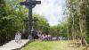 La Haragâş fost inaugurat monumentul dedicat eroilor SMURD care şi-au pierdut viaţa în timpul misiunii