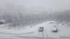 Ninge ca ÎN POVEŞTI în luna iunie! Locuitorii cărui oraş se bucură de fulgii de zăpadă (VIDEO)