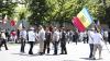 Năstase şi susţinătorii Partidului DA au protestat în stradă, încurcând circulaţia transportului public (VIDEO)