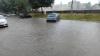 COD GALBEN în România! INUNDAȚII în Timișoara, în urma ploilor (VIDEO)