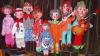 Bucurie pentru copiii internaţi în spital. Păpuşarii de la Teatrul Licurici le-au creat buna dispoziţie