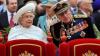 Prințul Philip împlineşte astăzi 96 de ani. La Londra vor fi trase 41 de salve de tun
