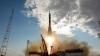 Rusia a lansat o nouă rachetă Soiuz de pe cosmodromul Baikonur. Ce transporta în spaţiu (VIDEO)