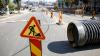 Lucrările pe bulevardul Ştefan cel Mare sunt în întârziere din cauza lipsei finanţării