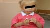 ATENȚIE! O fetiţă de doi anişori, găsită singură în preajma Pieţei Centrale (VIDEO)