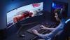Samsung a lansat unul dintre cele mai mari monitoare de gaming din lume