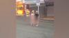"""""""Oh, Doamne!"""" Două turiste, goale-puşcă, în centrul unei staţiuni. Ce au făcut văzând că sunt filmate (VIDEO)"""