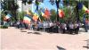 Manifestaţie împotriva schimbării sistemului electoral. În faţa Parlamentului s-au adunat câteva sute de oameni (FOTO)