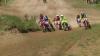 Campionat la motocross în Capitală. Competiţia s-a desfăşurat în condiţii extreme