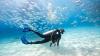 Amatorii de scufundări pot practica diving-ul în cadrul unor cursuri speciale