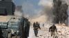 """Asaltul final asupra jihadiștilor ISIS din Mosul. ONU: 100.000 de civili, folosiți ca """"scuturi umane"""""""