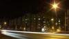VESTE BUNĂ! Şoseaua Muncești, din sectorul Botanica al Capitalei, iluminată pe timp de noapte