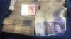 Contrabandă cu valută în proporții deosebit de mari, deconspirată de către vameșii de la Leușeni (FOTO)