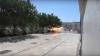 Momentul în care un kamikaze SE ARUNCĂ ÎN AER la mausoleul fondatorului Republicii Islamice Iran (VIDEO)