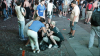 BUSCULADĂ la Torino în timpul meciului Real Madrid - Juventus. Peste o mie de oameni au avut nevoie de îngriji medicale