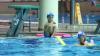 Povestea emoționantă! S-a născut fără brațe, dar acum e campion la înot