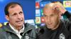 Spirite calme înaintea finalei Ligii Campionilor. Ce au declarat Zidane şi Allegri