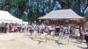 Straiele populare, la loc de cinste în toată ţara!  Zeci de oameni au defilat în haine tradiţionale în curtea Muzeului de Etnografie