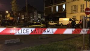 GROAZĂ la Paris: Mai mulţi răniţi, după ce un cocktail molotov a fost aruncat într-un restaurant
