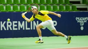 O NOUĂ PERFORMANŢĂ! Radu Albot s-a calificat în turul trei la ultimul turneu de Mare Șlem al anului