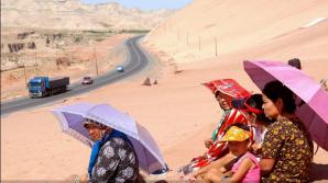 Un nou record de căldură: În Iran, cea mai înaltă temperatură înregistrată pe glob în luna iunie