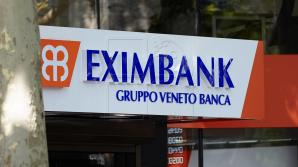 Eximbank va avea un nou gestionar, după ce Veneto Banca va fi închisă
