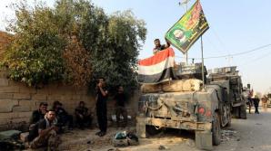 Irakul anunță sfârșitul Califatului Islamic după ce au cucerit moscheea din Mosul