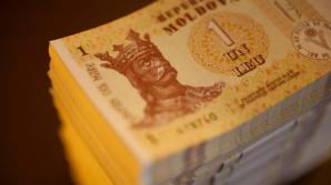 Bancnotele de un leu ar putea fi scoase din circulaţie, iar în locul acestora vor apărea monede de unu şi doi lei